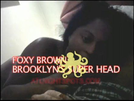Foxy Brown sex tape