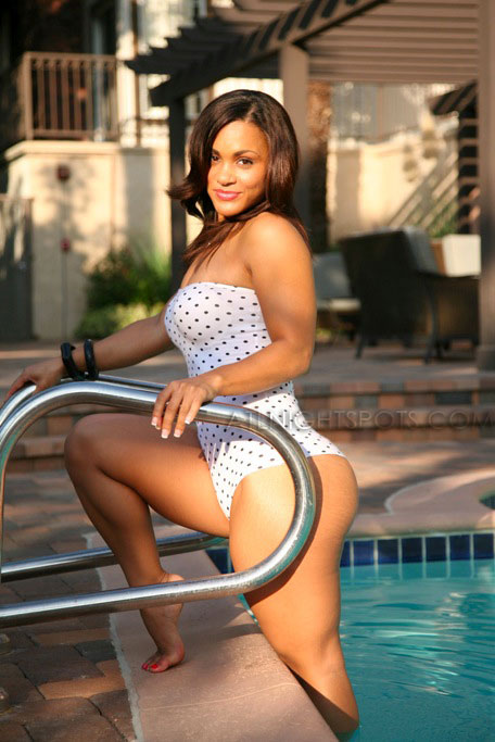 1st promo of african web model pamela london 1