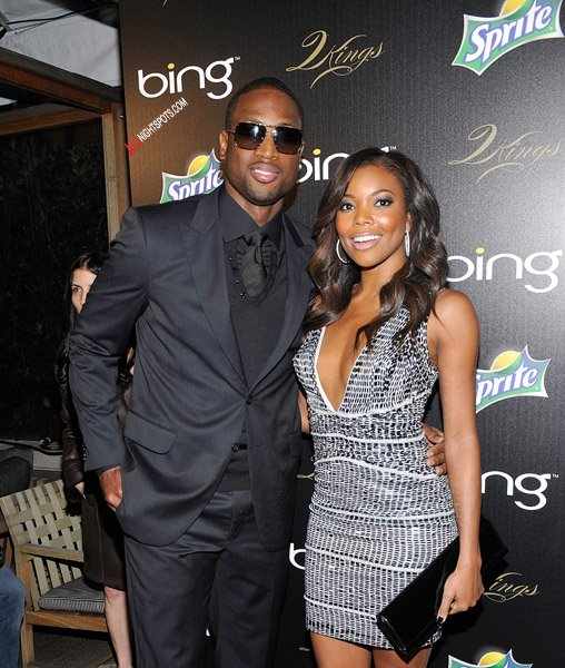 dwayne+wade+gabrielle+union+2+kings+dinner+pictures+la+all+star+weekend