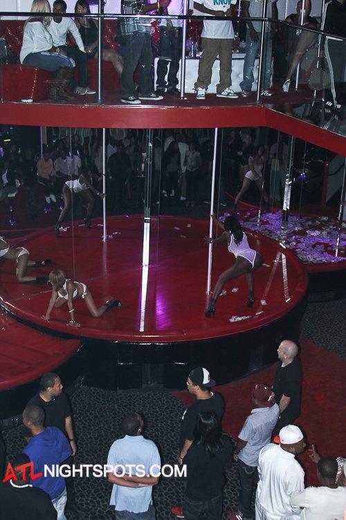 Diamonds of Atlanta Strip Club Grand Opening Rosa Acosta,Lil Duval