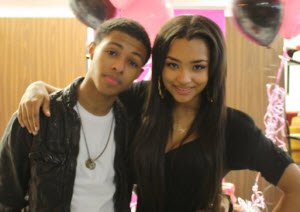 Are diggy simmons and jessica jarrell dating 2012