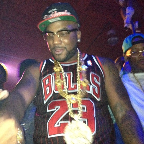Young Jeezy & CTE Had The Dancers Counting It On The Floor ... King Of Diamonds Dancers