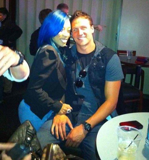 K Michelle And Ryan Lochte K Michelle Reve...