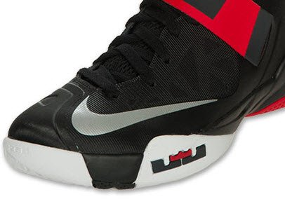 201c1bbe8f3 Nike Zoom LeBron Soldier VI Black Red White – Atlnightspots