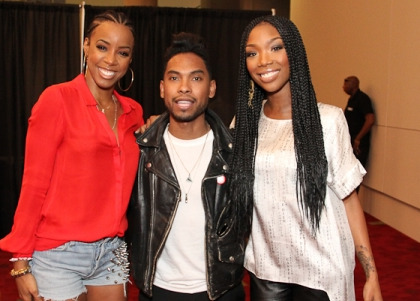 "Brandy, Miguel, Kelly Rowland, Mimi & Stevie J & More ROCK THE MIC At ""For Sisters Only"" In Atlanta 
