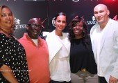 "Alicia Keys ""Girl On Fire"" album Meet-n-greet Album  (4 of 8)"