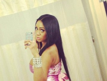 Cubana Lust Looking Pretty In Pink