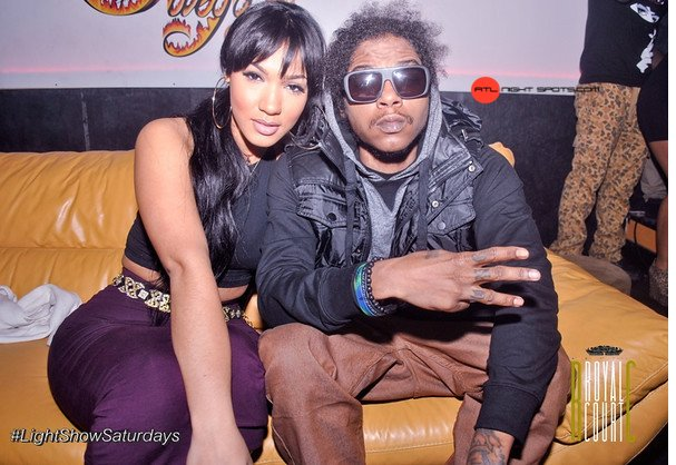Video: Yaris Sanchez & Her New Boo Ab Soul In The Club