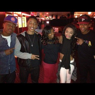 Lil Wayne, Nivea, Lauren London & More Attend Reginae Carter's 14th Birthday (Photos)