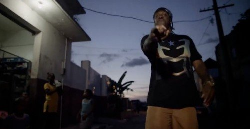 Pusha T ft Popcaan and Travis Scott – Blocka Official Video