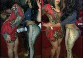 Destiny Moore kyra chaos clubbing ans 1