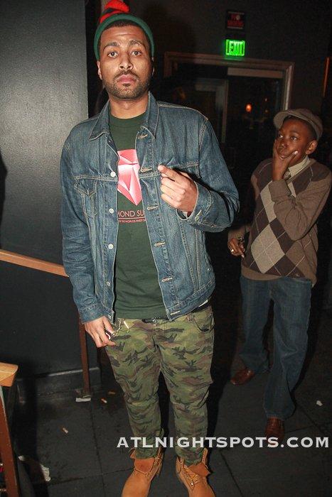 Karrueche In Harlem Nights