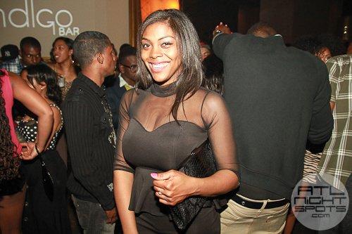 Trina Hosting Aurum Lounge 3-14