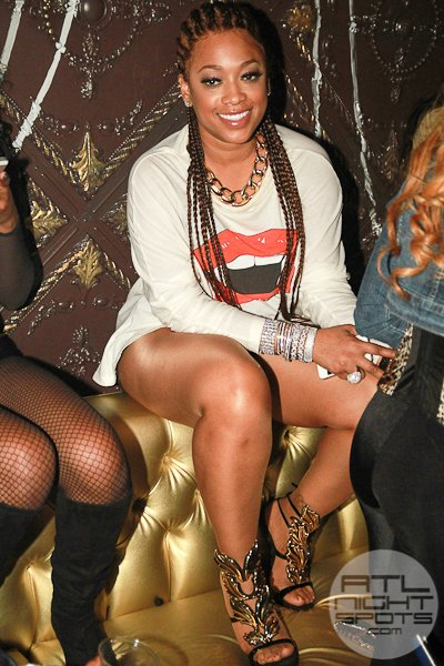 Trina Jagged Edge Case The Glenn Twin At Aurum Lounge