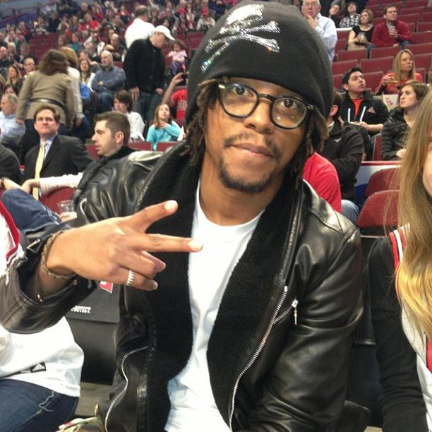lupe-courtside-bulls-home-game