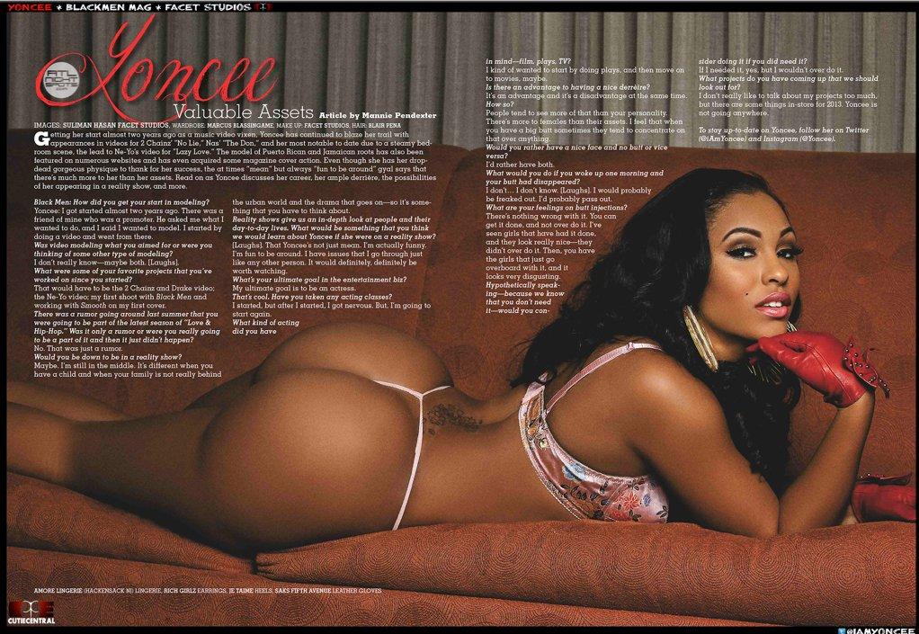 girls of black men magazine