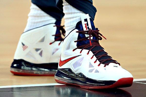 Lebron James Nike Shoe Sales
