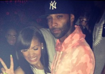 Joe Budden In The Club With Bernice, Tatted Up Holly ...