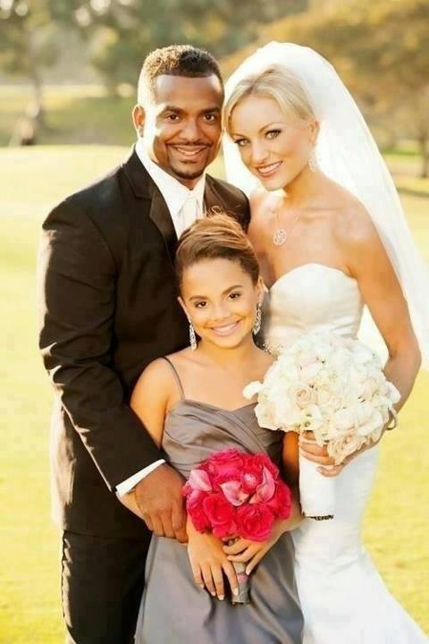 Alfonso ribeiro wedding