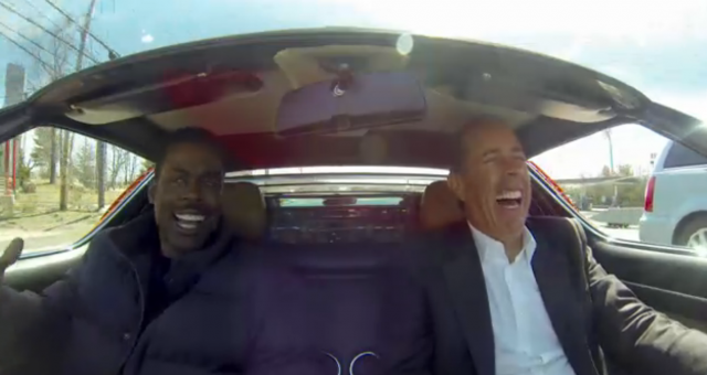chris rock joins jerry seinfeld in new episode of comedians in cars getting coffee atlnightspots. Black Bedroom Furniture Sets. Home Design Ideas