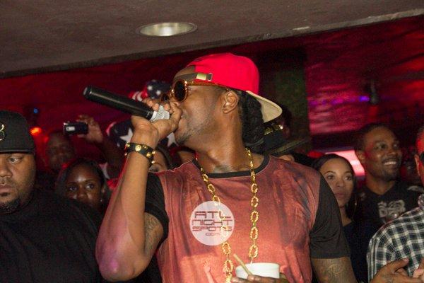 2 Chainz performing live at Havana Club 9-26