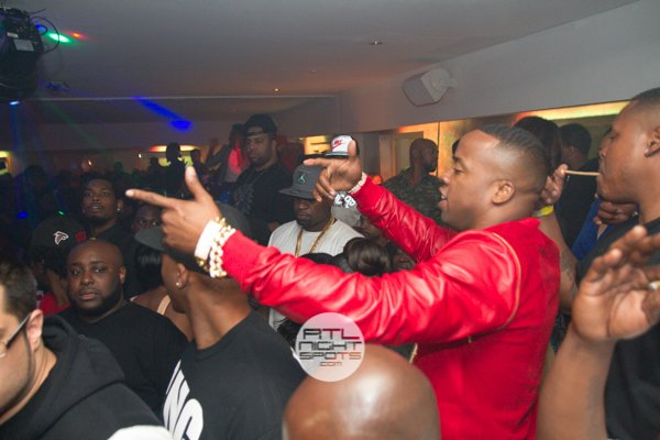 Yo Gotti Hosting Krave Lounge BET Hip Hop Weekend