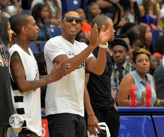 Luda day celebrity basketball game 2019