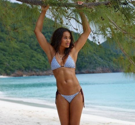 Skylar Diggins Heats Up Sports Illustrated Swimsuit Issue