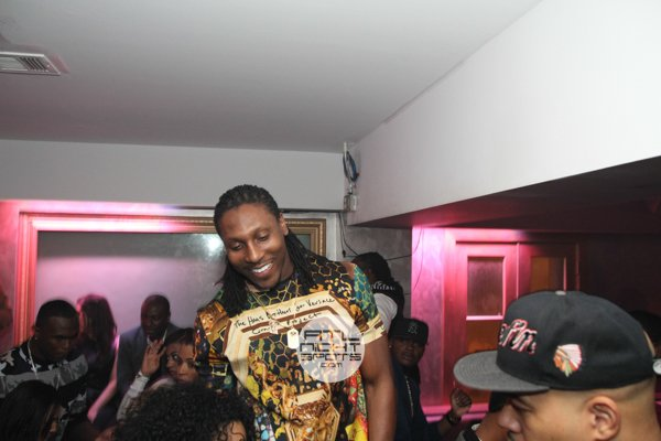 Julio Jones Celebrates Bday with Roddy White in Atlanta Saturday     Lipstick Alley