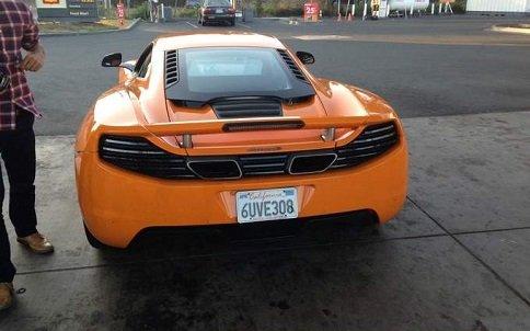 McLarenSportsCar