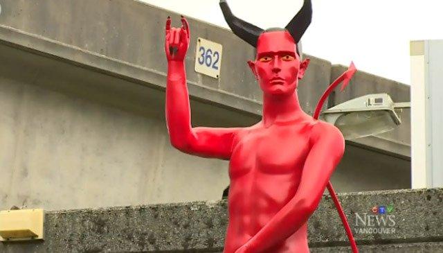 from Brenden naked male statue boner