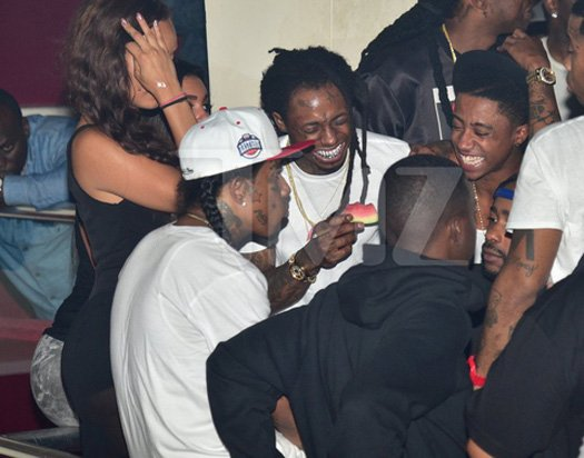 Flow And Lil Wayne