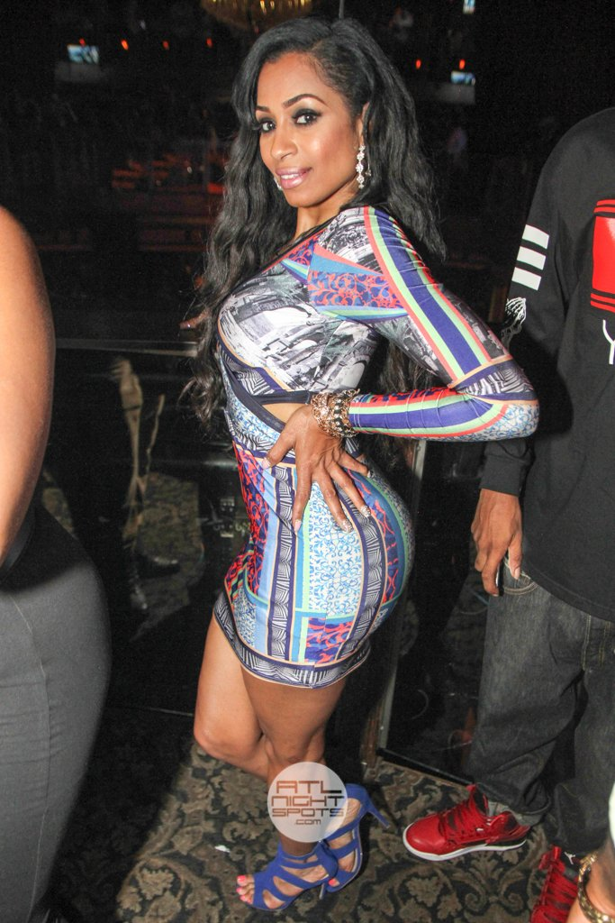 erica dixon amp karlie redd party at opera night club
