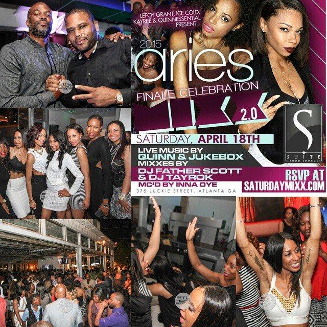 Atlanta Saturday Night