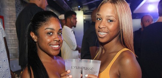 Mr Rugs Du0027usse Atlanta Day Party At Q Lounge (Pics + Video)