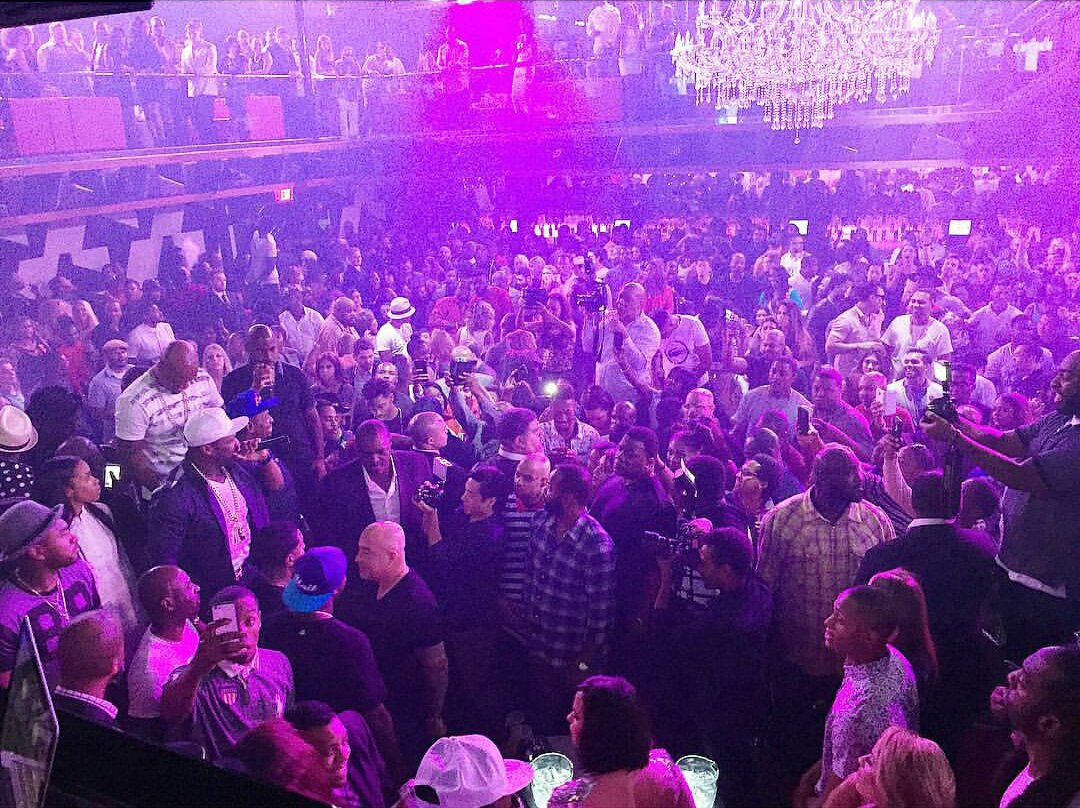 50 Cent x Effen Vodka Hosting Gold Room (Video) – Atlnightspots