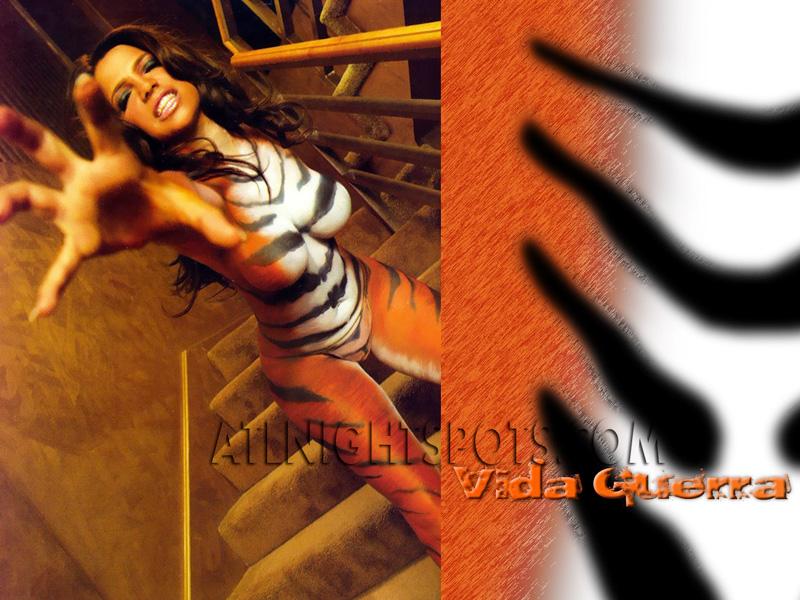 Vida-Guerra-Tiger-Paint-atlnightspots-pics-atlanta