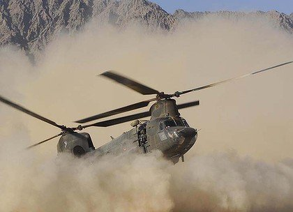 Majority of soilders killed in helicopter crash from Seal Team 6