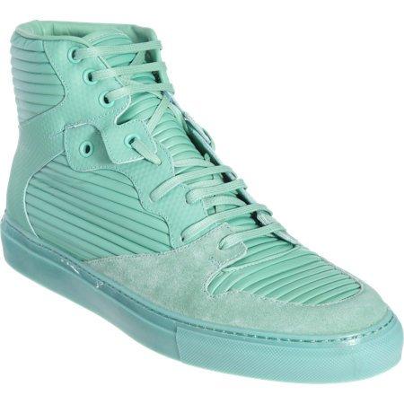 Balenciaga Mint Sneakers High In Top PXkuiZ