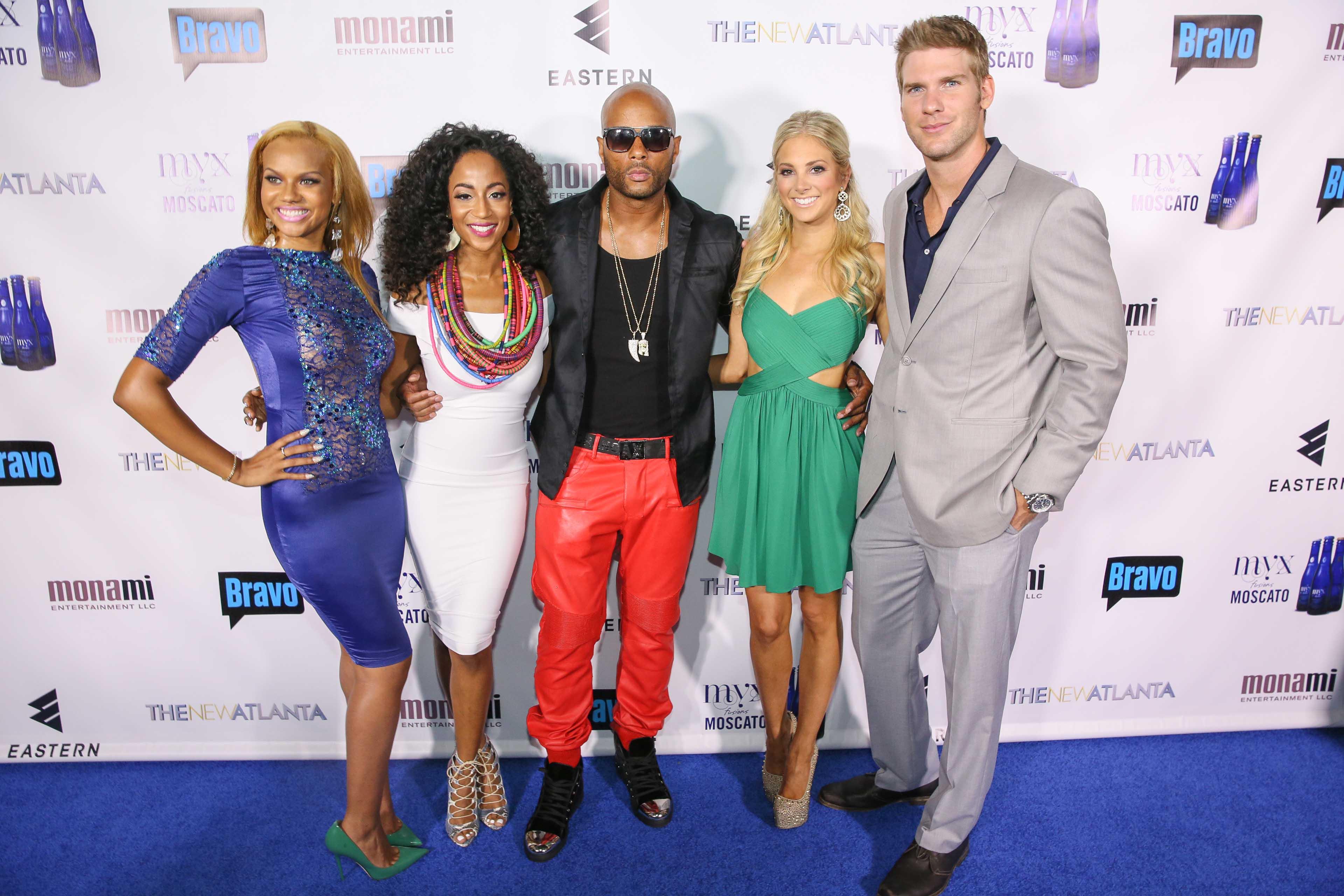 TNA Cast - Alexandra Dilworth, Africa Miranda, Jevon Sims, Emily Lipman, Tribble Reese 2