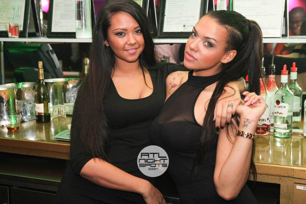 Blac Chyna Hosting Krave Lounge Saturday Pictures