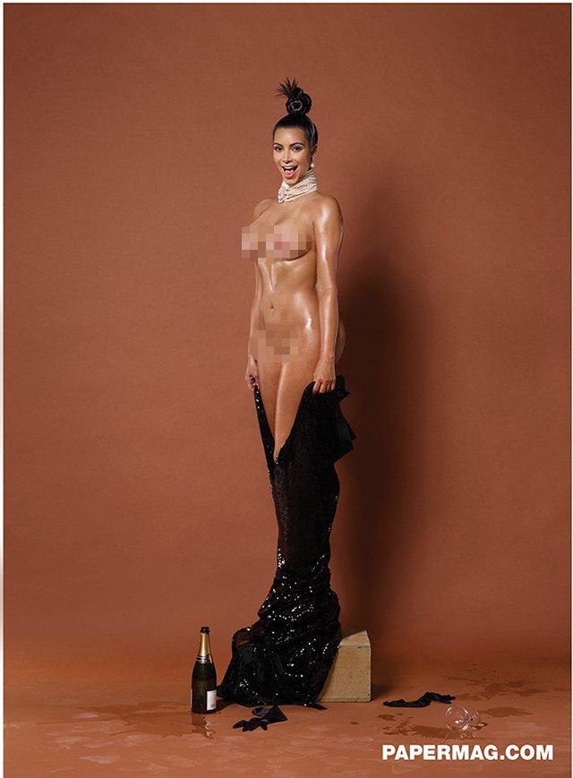 Kris kardashian naked pic 14