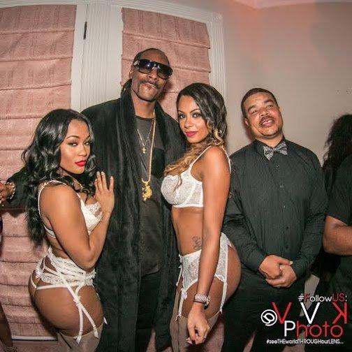 Snoop Dogg and Redd Grant