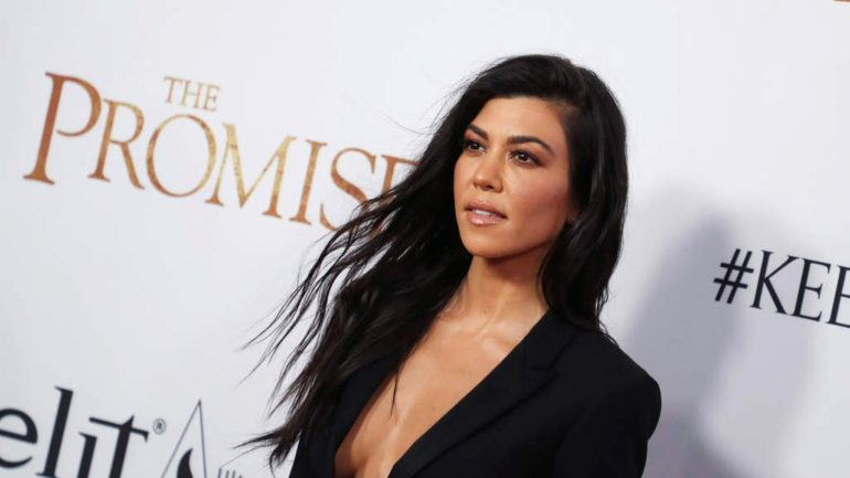 Kourtney Kardashian Net Worth 2020, Bio, Career, Family ...