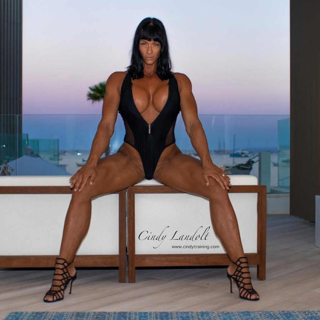 Cindy Landolt Net Worth 2020