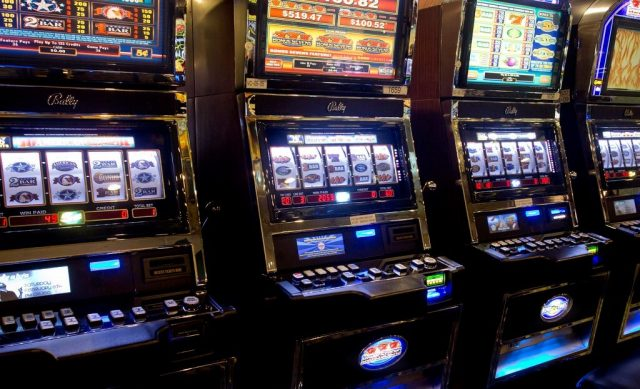 Types Of Slots Machines