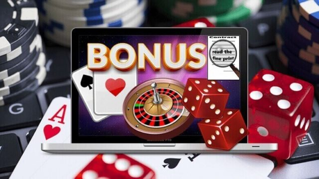 Internet Casinos Bonus
